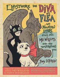 Poster-Dive & Flea