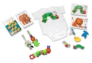 The Essential Eric Carle Baby Shower Bundle
