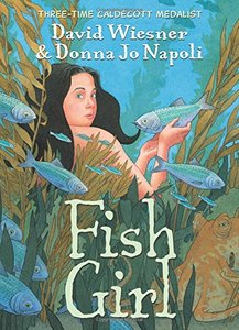 Fish Girl - Autographed