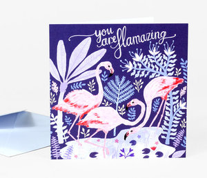 You Are Flamazing Card