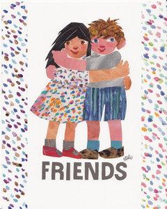 Friends Mini Print
