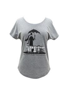Gashlycrumb Tinies Ladies T-Shirt