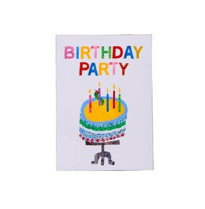 Very Hungry Caterpillar Birthday Party Invitations