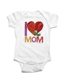 I Heart Mom Bodysuit