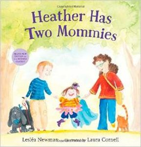 Heather Has Two Mommies - Autographed Hardcover