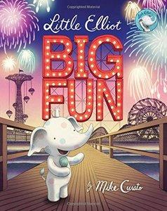 Little Elliot Big Fun - Autographed
