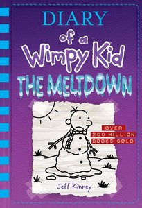 Diary of a Wimpy Kid #13 The Meltdown - Autographed