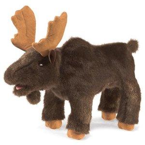 Moose Puppet