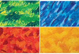 Eric Carle Postcard - Murals