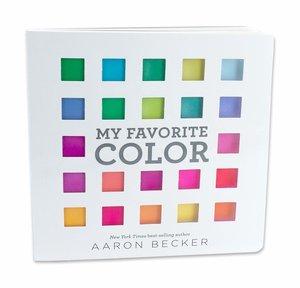 My Favorite Color - Autographed