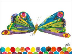 Butterfly Canvas Wall Art (Medium)