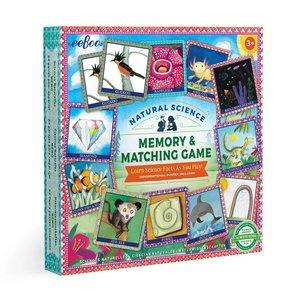 Natural Science Memory Game