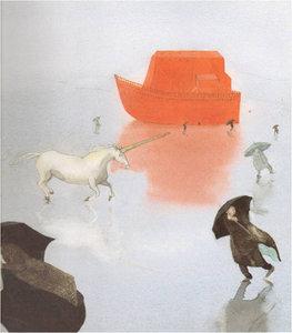Lisbeth Zwerger Postcard - Noah's Ark