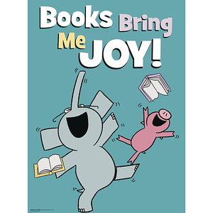 ELEPHANT & PIGGIE Books Poster
