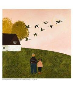 Julie Flett Print - Birdsong