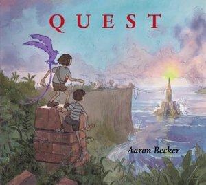 Quest - Autographed Hardcover