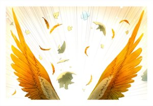 Dan Santat Print - Wings