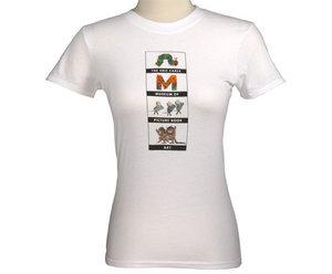 Ladies Short-Sleeve Logo T-Shirt