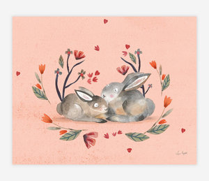 Print-Snuggle Bunnies