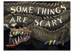 Card-Gorey Some Things Are Scary