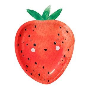 Strawberry Fields Plate