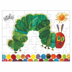 Very Hungry Caterpillar Puzzle Bag (36 pieces)