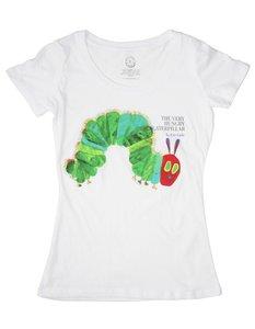 Very Hungry Caterpillar Ladies T-Shirt