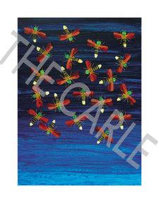 Dancing Fireflies Limited Edition Print
