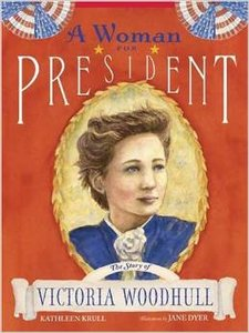 A Woman for President - Autographed Hardcover