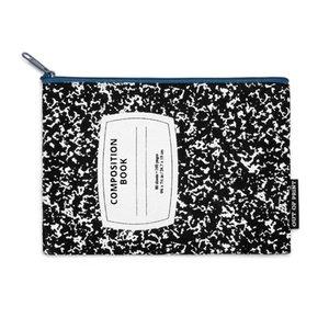 Composition Notebook Zipper Pouch