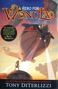 WondLa #2 A Hero for WondLa - Autographed Softcover