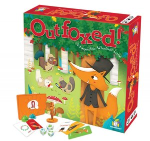 Outfoxed: A Cooperative Whodunit Game