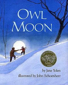 Owl Moon - Autographed