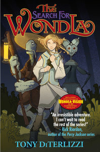 WondLa #1 The Search for WondLa - Autographed Softcover