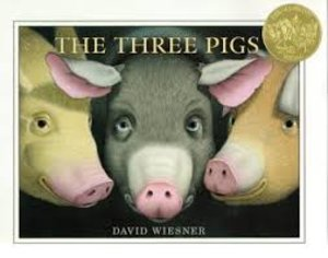 The Three Pigs - Autographed Hardcover