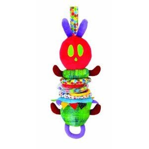 Very Hungry Caterpillar Jiggle Toy