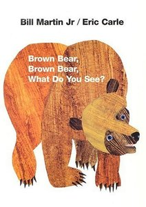 Brown Bear, Brown Bear, What Do You See? - Kamishibai