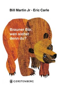 Brown Bear, Brown Bear, What Do You See? (Hardcover) - GERMAN