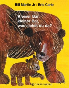 Baby Bear, Baby Bear What Do You See? (Hardcover) - GERMAN