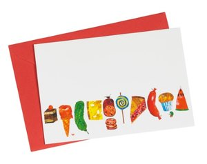 Very Hungry Caterpillar Notecard Set (set of 8)