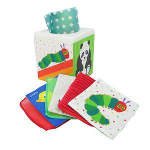 Eric Carle Tissue Box Sensory Toy