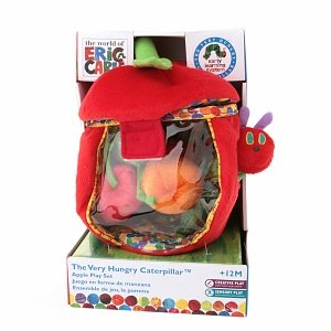 Very Hungry Caterpillar Apple Playset