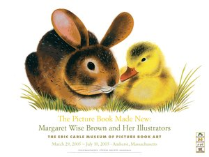 Margaret Wise Brown Exhibition Poster