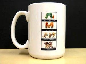 Eric Carle Museum Logo Mug