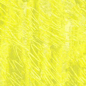 Citrus Yellow Brushstroke Fabric