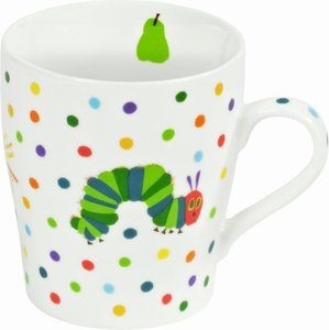 Very Hungry Caterpillar Porcelain Mug
