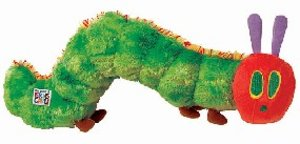 Very Hungry Caterpillar Plush Toy - Small