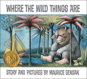 Where The Wild Things Are - Hardcover