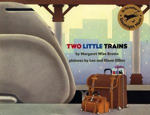 Two Little Trains (Hardcover)