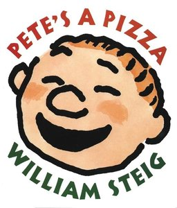 Pete's A Pizza - Board Book
